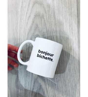 Mug Bonjour Bichette Félicie Aussi - 1