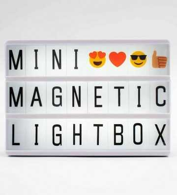Lightbox A6 Or