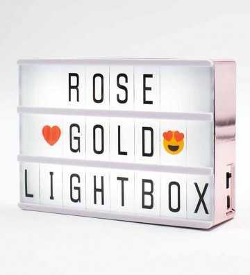 Lightbox A6 Rose Locomocéan - 1