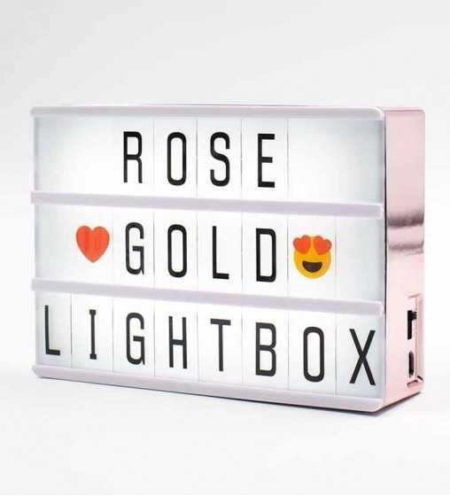 Lightbox A6 Rose Locomocéan - 1