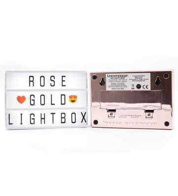 Lightbox A6 Rose Locomocéan - 2