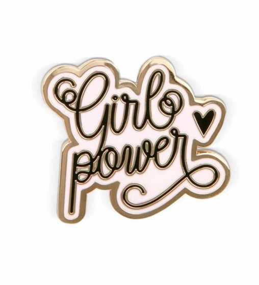 Pin's Girl Power