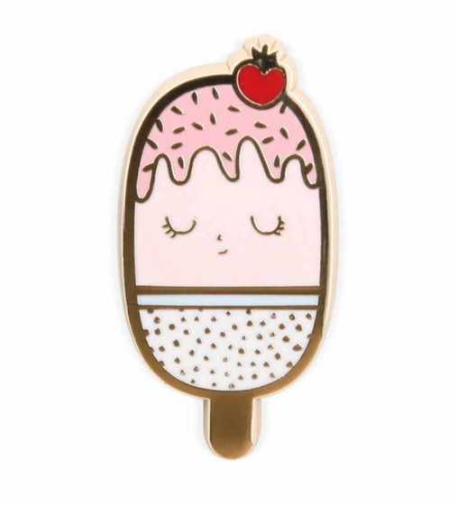 Pin's Glace