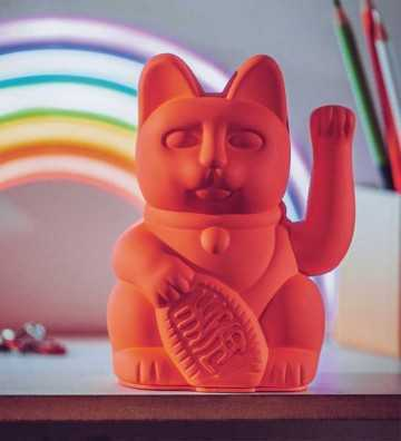 Lucky Cat - Neon Rose Donkey - 1