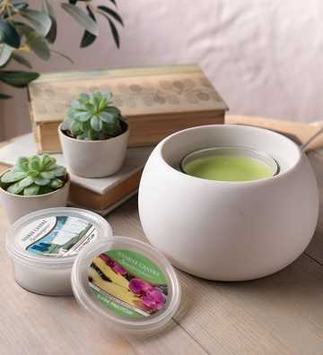 Couverture Douce - Meltcup Yankee Candle - 2