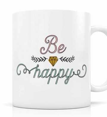 Mug Be Happy Créa-Bisontine - 1