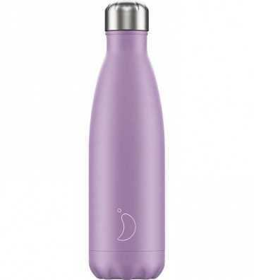 Bouteille Pastel Violet 500ML Chilly'S Bottle - 1