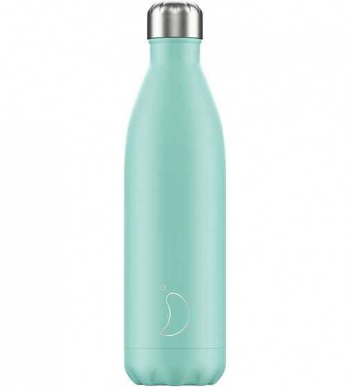 Bouteille Pastel Vert - 750ml Chilly'S Bottle - 1