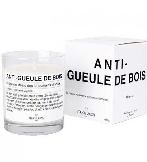 Bougie Anti-Gueule de Bois