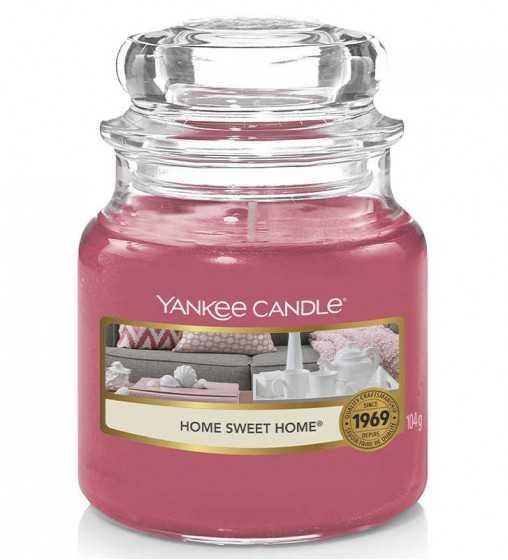 Douceur du Foyer - Petite Jarre Yankee Candle - 1