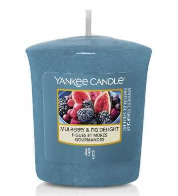 Figues et Mures Gourmandes - Votive Yankee Candle - 1