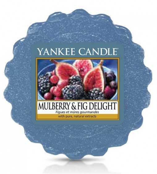 Figues et Mures Gourmandes - Tartelette Yankee Candle - 1