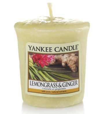 Citronnelle et Gingembre - Votive Yankee Candle - 1