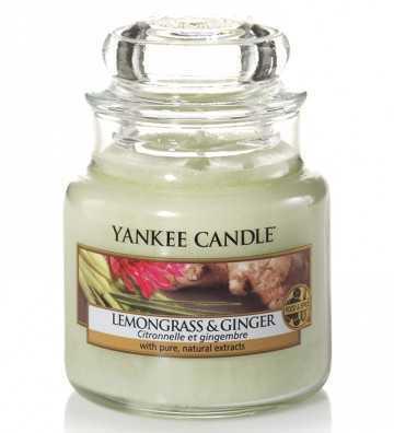 Citronnelle et Gingembre - Petite Jarre Yankee Candle - 1