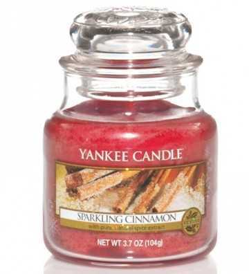Cannelle Pétillante - Petite Jarre Yankee Candle - 1