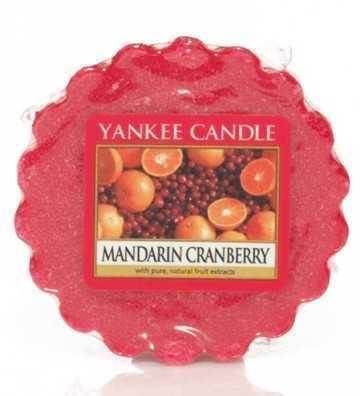 Mandarine et Canneberge - Tartelette Yankee Candle - 1
