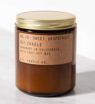 Sweet Grapefruit - Moyenne Jarre P. F. Candle - 2