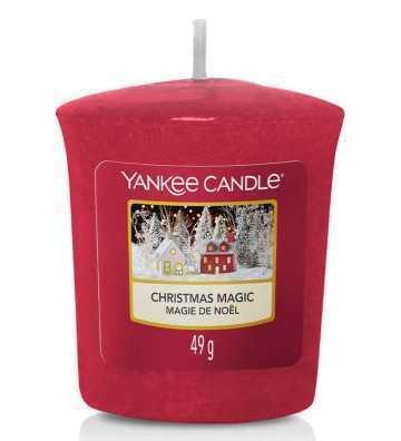 Magie de Noël - Votive Yankee Candle - 1