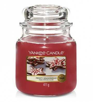 Pain d'épices - Moyenne Jarre Yankee Candle - 1