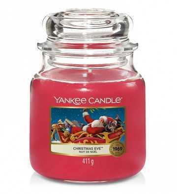 Nuit de Noël - Moyenne Jarre Yankee Candle - 1