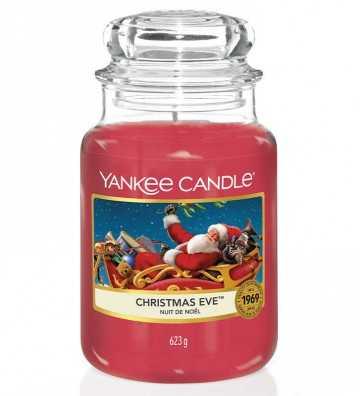 Nuit de Noël - Grande Jarre Yankee Candle - 1
