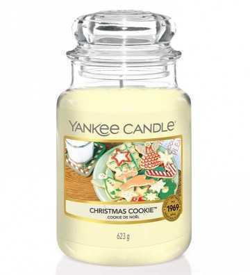 Cookie de Noël - Grande Jarre Yankee Candle - 1