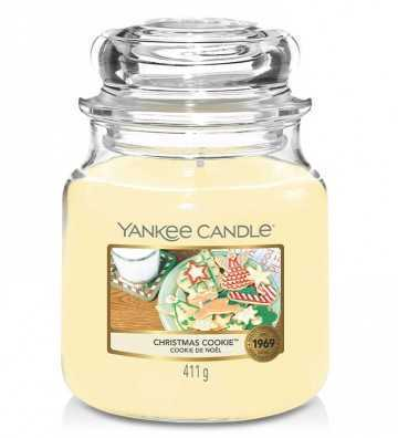Cookie de Noël - Moyenne Jarre Yankee Candle - 1