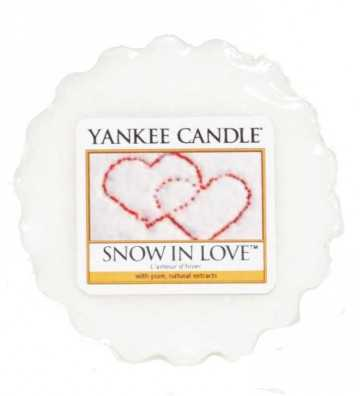 Amour d'Hiver - Tartelette Yankee Candle - 1