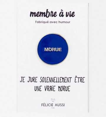 Pin's Morue