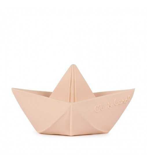 Jouet de bain bateau Nude Oli & Carol - 1
