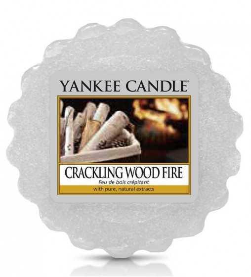 Feu de Bois Crépitant - Tartelette Yankee Candle - 1