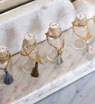 Bracelet Tube Taupe À la Collection - 2