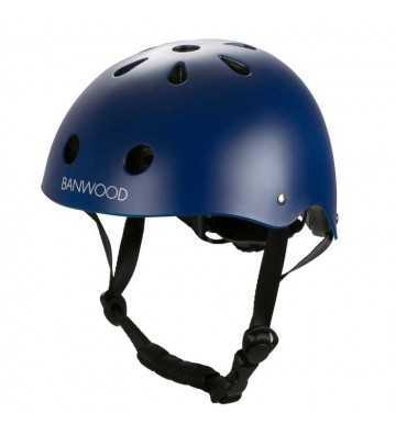 Casque Vélo Bleu Banwood - 1