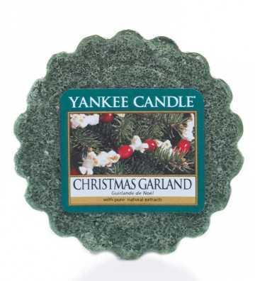 Guirlande de Noël - Tartelette Yankee Candle - 1