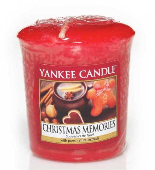 Souvenirs de Noël - Votive Yankee Candle - 1