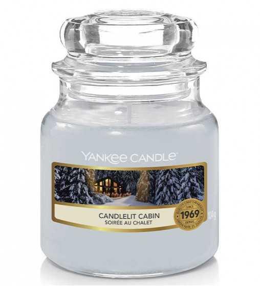 Soirée au Chalet - Petite Jarre Yankee Candle - 1