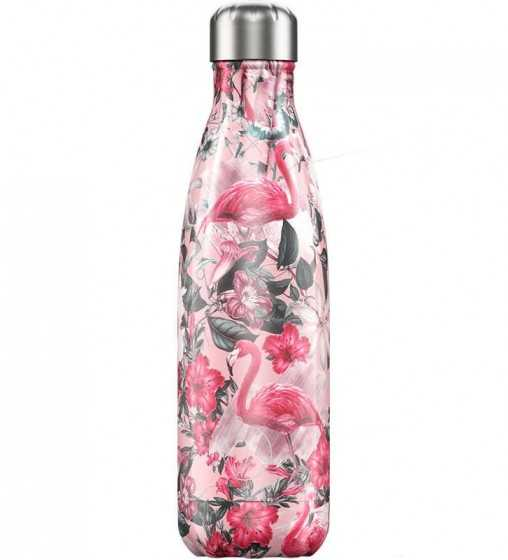Bouteille Flamingo 500ml Chilly'S Bottle - 1