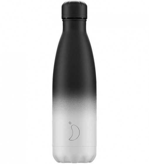 Bouteille Gradient Monochrome - 500ml Chilly'S Bottle - 1