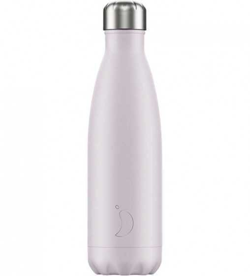 Bouteille Blush Violet 500ml Chilly'S Bottle - 1