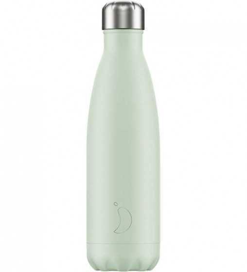 Bouteille Blush Vert 500ml Chilly'S Bottle - 1