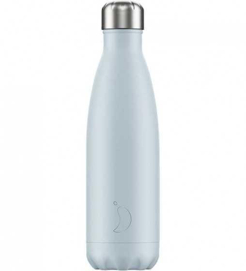 Bouteille Blush Bleu 500ml Chilly'S Bottle - 1