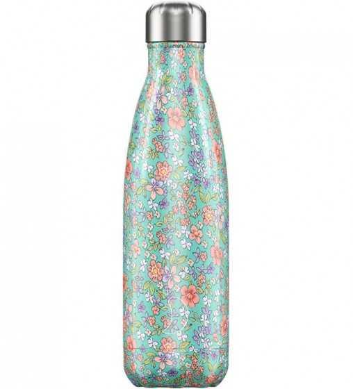 Bouteille Florale Pivoine 500ML Chilly'S Bottle - 1