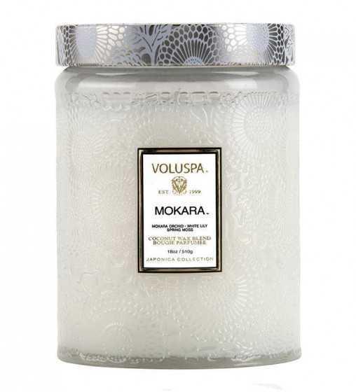 Mokara - Grande Bougie Voluspa - 1