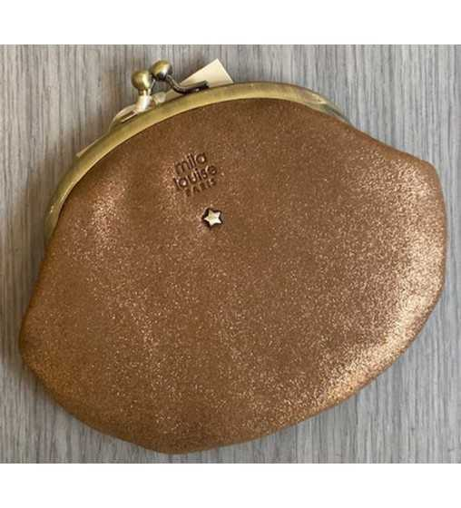 Porte monnaie Oro Camel Mila Louise - 1