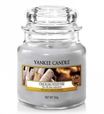 Feu de Bois Crêpitant - Petite Jarre Yankee Candle - 1