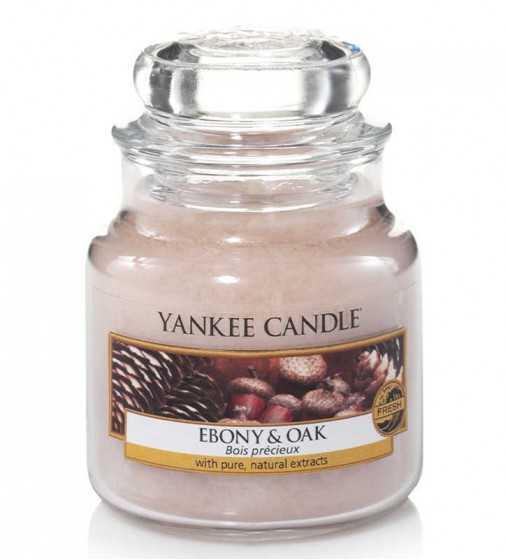 Bois Précieux - Petite Jarre Yankee Candle - 1