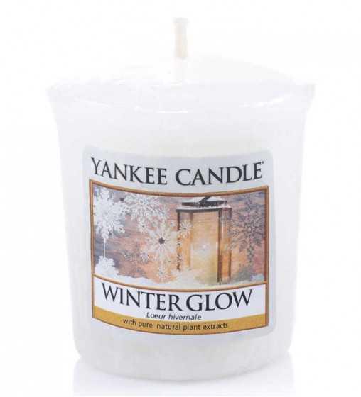 Lueur Hivernale - Votive Yankee Candle - 1
