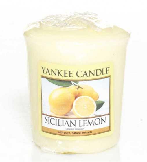 Citron de Sicile - Votive Yankee Candle - 1