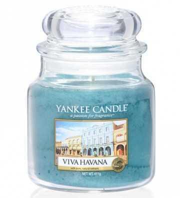 Viva Havana - Moyenne Jarre Yankee Candle - 1