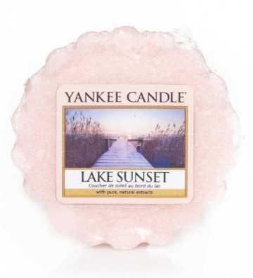 Coucher de Soleil au bord du Lac - Tartelette Yankee Candle - 1
